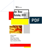 TMG Katalog 1 2010