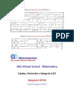Tabela de Integrais Irracionais LDT040212