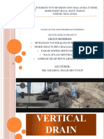 Vertical Drain Group