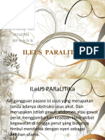 Power Point Ileus Paralitika