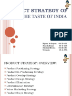 FINAL Product Strategy of Amul