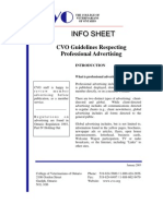 Guidelines on Advertising 2