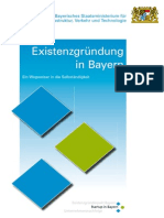 Existenzgruendung in Bayern