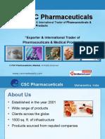 CSC Pharmaceuticals, Mumbai Maharashtra India