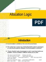 Allocation Logic