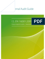 EN16001 Internal Audit Guide
