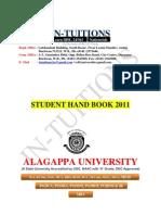 Alagappa University for AEC