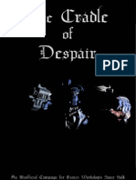 Cradle of Despair by Gotthammer BETA