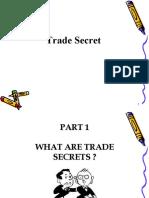 11 Trade Secret
