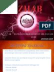 Mazhab (Fatimah Zahrah Md Fauadi)