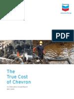 The True Cost of Chevron