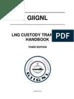 GIIGNL LNG Custody Transfer Handbook 2010