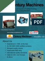 Century Machines Maharashtra India