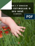 Como estimular seu bebê (0-3m)