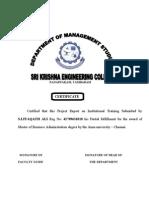Liyaqath Certificate