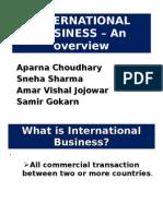 International Business_ an Overview