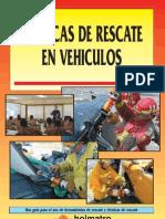 Técnicas de rescate en Vehículos