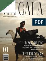 Jetgala Magazine Issue 1
