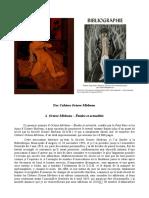 """Pierre MICHEL, « Des """"Cahiers Octave Mirbeau"""" à """"Octave Mirbeau - Études et actualités"""" »"""