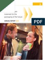 Billerud Annual Report 2010