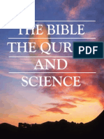 The Bible the Qur an and Science