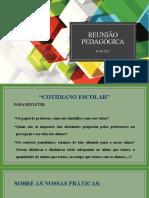 REUNIÃO PEDAGÓGICA  04-06