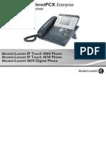 Doc Alcatel 4029