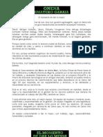 Presentación de la candidatura de EAJ-PNV Getxo