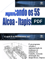 Treinamento 5S Alcoa a