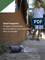 Fatal Foot Print - Version Françcaise