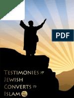 Testimonies of Jewish Converts to Islam