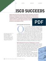 How Cisco Succeeds at Global Risk Management