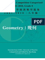 G8 Gauss Geometry