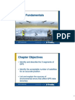 Chapter 2 GPS Fundamentals
