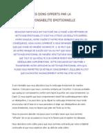 Les Dons Offerts PDF