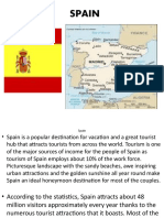 Ppt for Spain