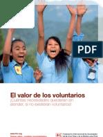 El Valor de los Voluntarios
