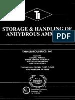 Tanner_NH3 Storage & Handling