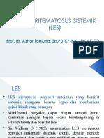 Lupus Erimatosus Sistemik