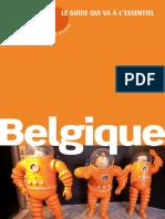 Petit Futé - Belgique 2016 Carnet de Voyage
