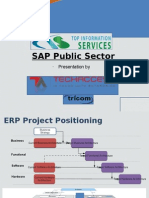 Tricom SAP Public Sector