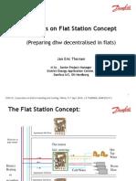 Danfoss Flat Station