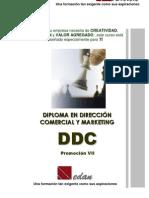 Diploma en Direccion Comercial Marketing - EDAN