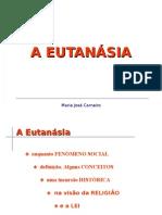 X A EUTANÁSIA-Maria José Carneiro
