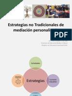 Presentacion Estrategias no tradicionales reunion