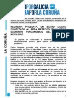 Metro Ligero, Plan Movibilidad