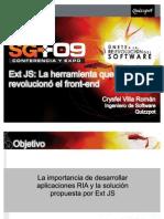Sg09 Extjs Crysfel Villa 091023120340 Phpapp01
