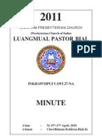 2011 Bial Khawmpui Vawi 27-Na Minute