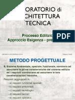 012_approccio esigenziale pretazionale