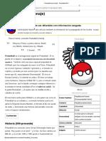 Polandball (personaje) - Polandball Wiki